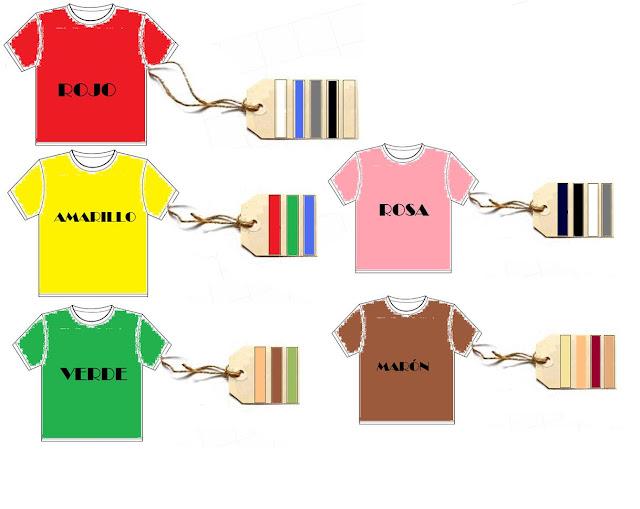 Sab as que colores combinan entre s aprendiendo protocolo - Colores que combinan con rosa ...