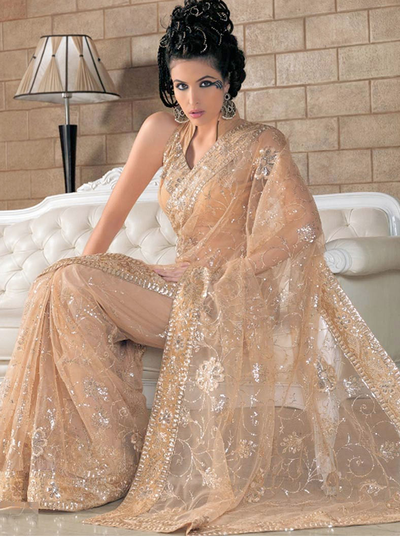 Net Sarees From India Fashionzu