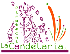 Pirotecnia La Candelaria. Tenerife.