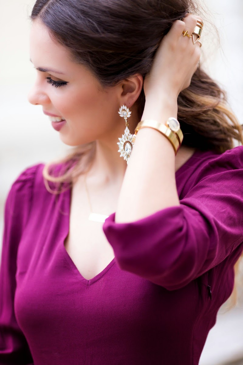 Getting Ready for the Holidays with Movado... | Nany\'s Klozet