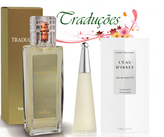 Perfume Hinode L´Eau D´Issey - Traduções Gold nº 35 Feminino