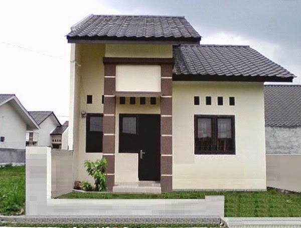 model rumah minimalis type 45 foto gambar terbaru