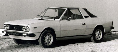 Lancia Beta Spider