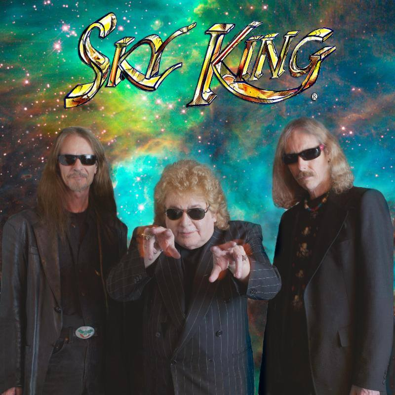 """SKY KING""""MOROSE TALES FROM THE LEFT COAST"""""""