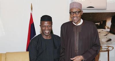 Buhari, Osinbajo disclose assets  2