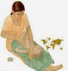 Masaje para Bebés y niños/as mayores