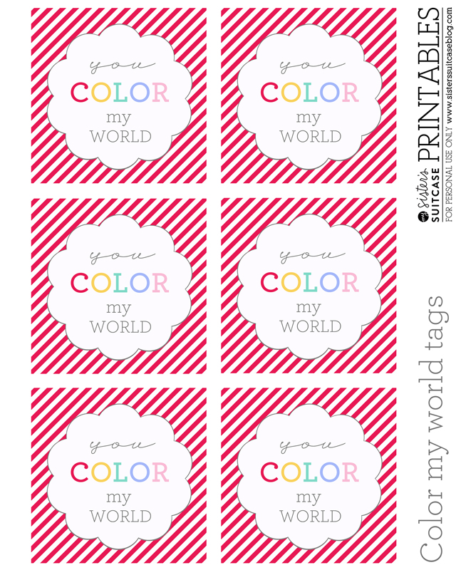 Gorgeous image within you color my world printable