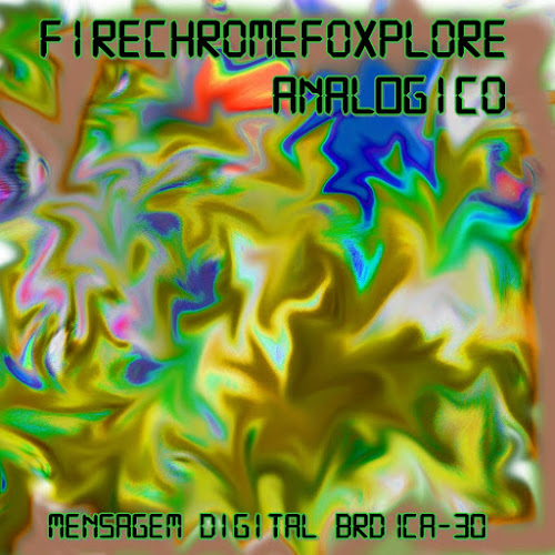 Firechromefoxplore Analógico - Mensagem Digital BRD1CA-30 [ 2015 ]