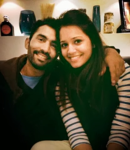 Dinesh Karthik close to Dipika Pallikal