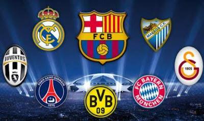 Perempat Final Liga Champions 2013
