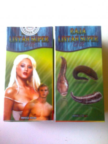 raja lintah oil super alat bantu sex