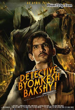Detective Byomkesh Bakshy 2015 poster