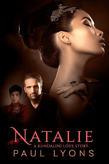 Paul Lyons book, Natalie, an erotic kundalini thriller