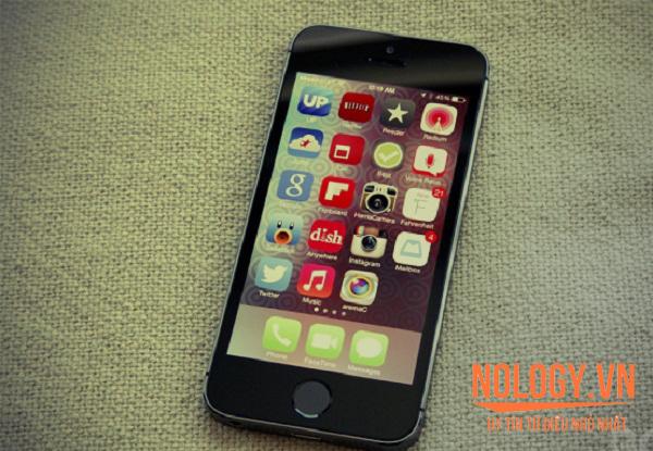 IPhone 5s cũ liệu có nên nâng cấp hệ điều hành ios 9?