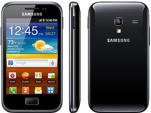 Samsung Galaxy Асе Plus