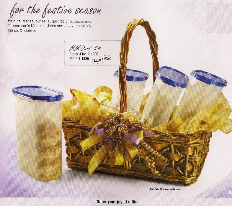Tupperware India Flyer September