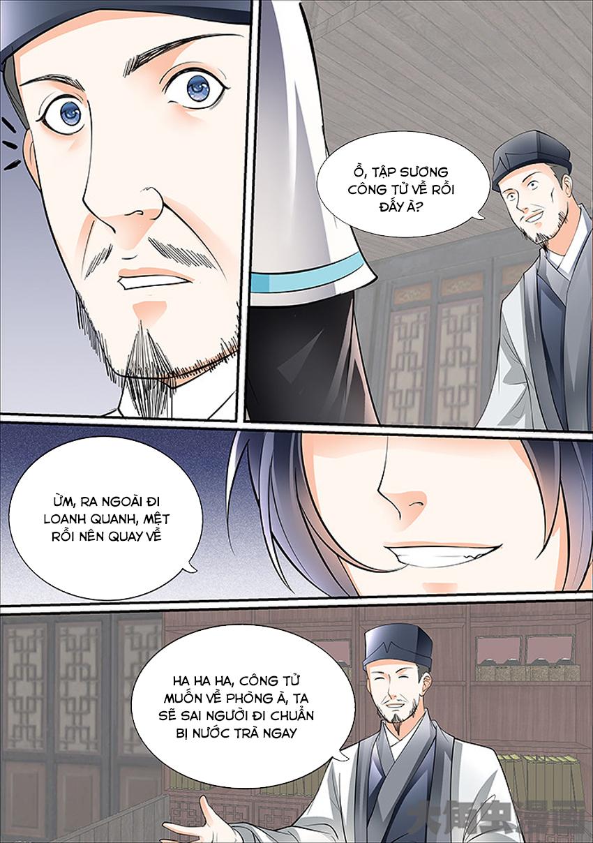 Tinh Thần Biến Chap 426 - Trang 8