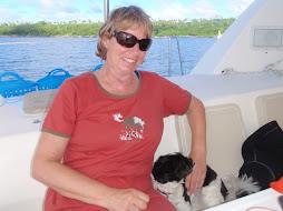 Dive Boat Dog
