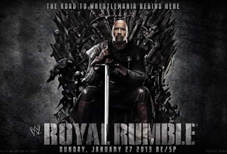 WWE Royal Rumble (2013) PPV HDTV 675MB MKV