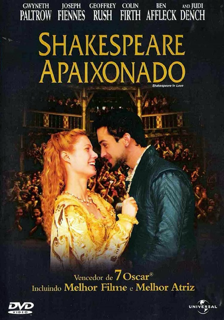 Shakespeare Apaixonado – Legendado (1998)