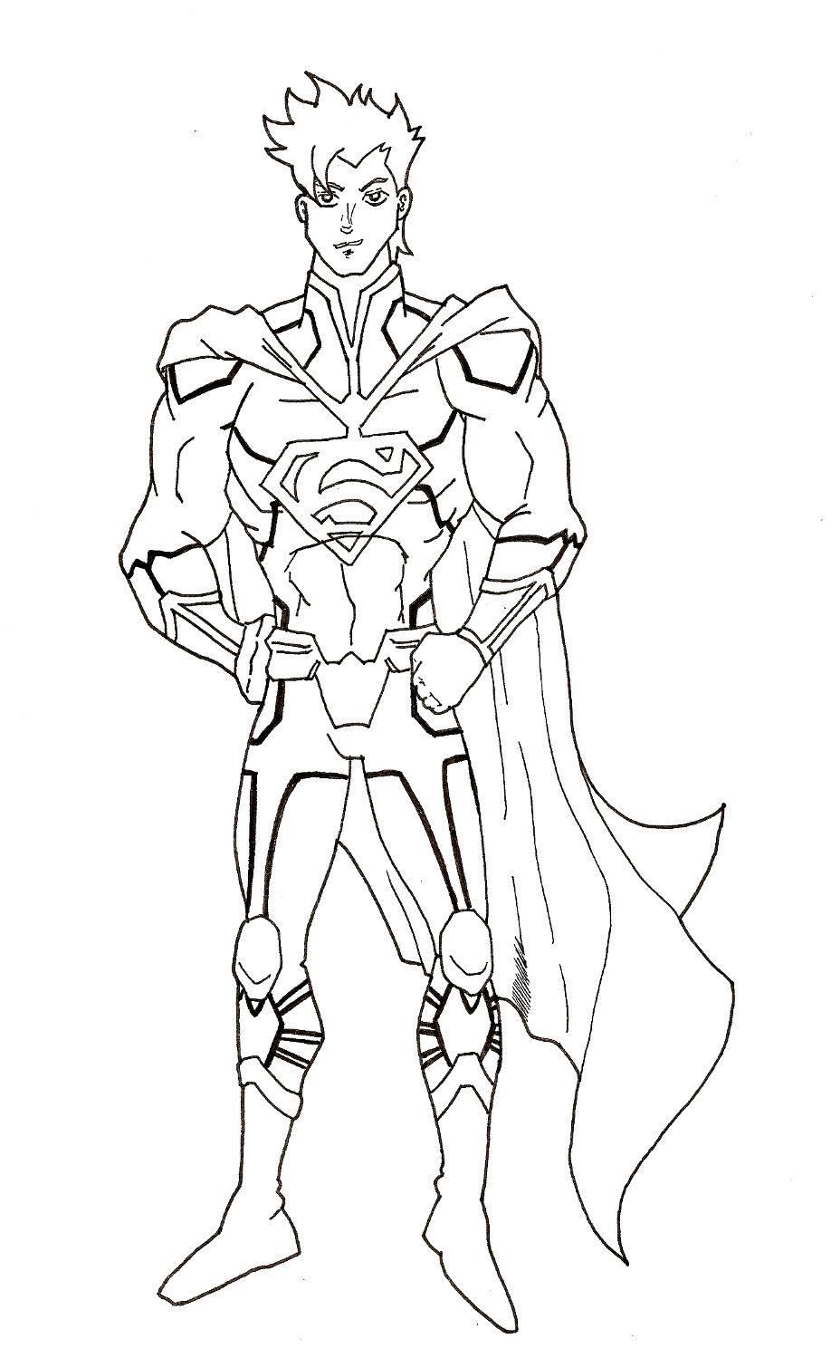 Petit dessin de superman juju gribouille - Dessin de superman ...
