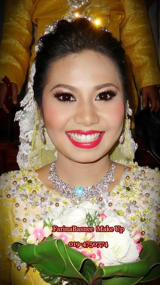 Mekap pengantin | Hanim - Shah Alam.