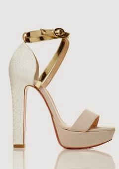 Christian Louboutin sandal platforms