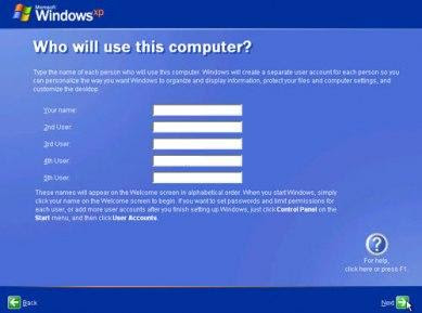 Welcome To My Blog: Cara Instalasi Sistem Operasi Windows Xp