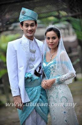 Gambar Video Majlis Nikah kahwin Farid Kamil Nadia Nissa Resepsi