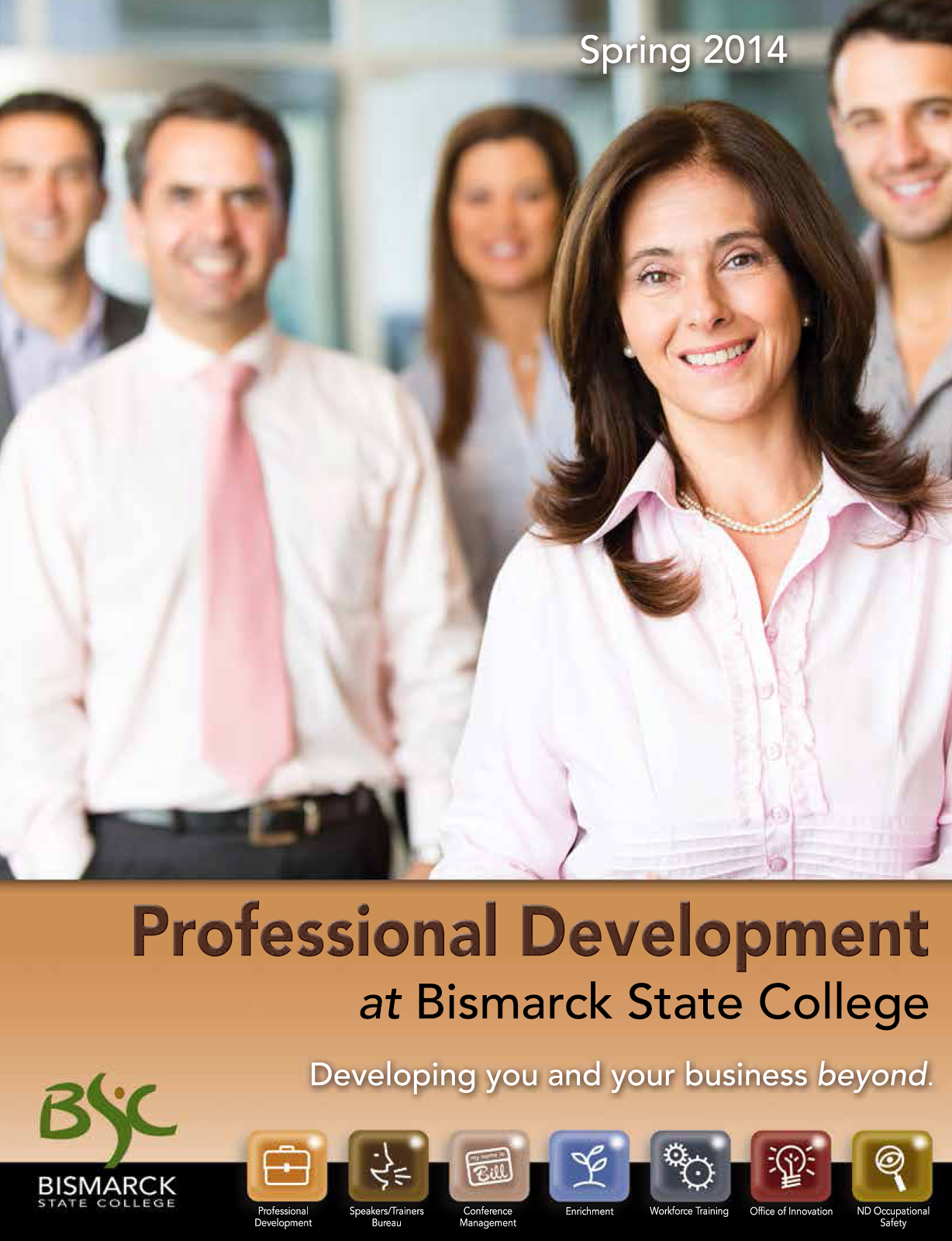 Spring Professional Development