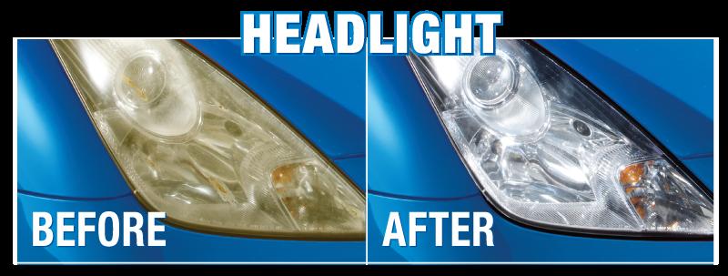 Headlight Restoration In Idaho Falls