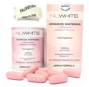 Best Glutathione Capsules for Whiter & Fairer Skin