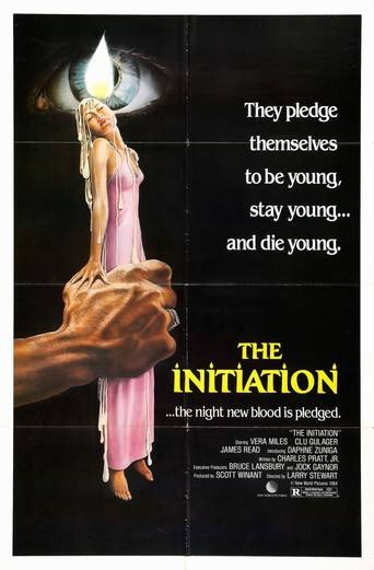 The Initiation (1984) ταινιες online seires xrysoi greek subs