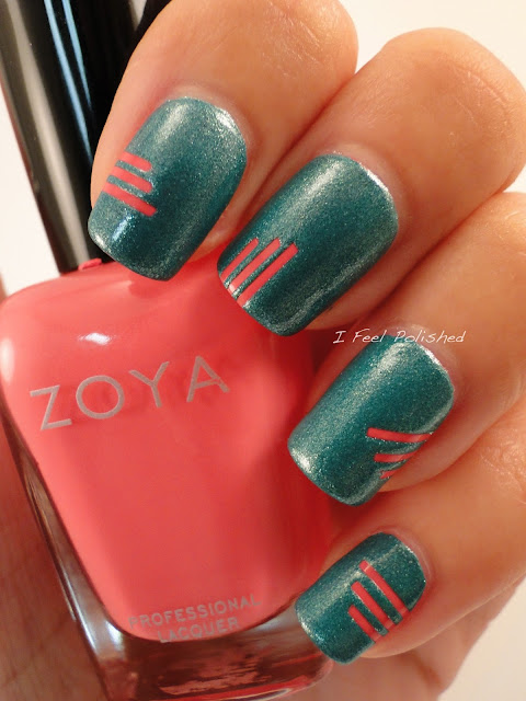 Zoya Zuza Nail Art