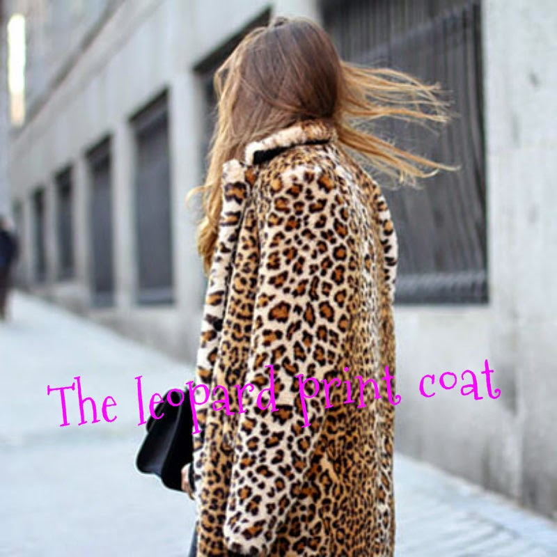 Mademoiselle Rania  Trend Alert  The Leopard Print Coat 1c7de3c7e20