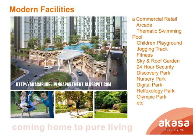 Akasa Pure Living Facilities