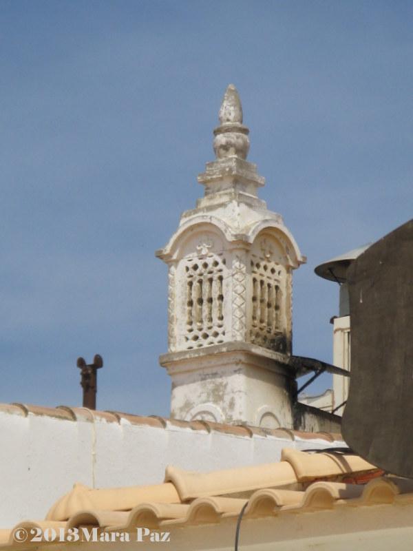 Albufeira chimney