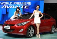Hyundai Avante with GDI