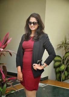 Nanditha Raj Latest Pictures at Ram Leela Movie Interview 2
