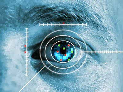 galaxy s5 eye scanning
