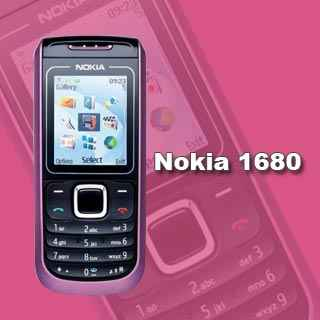 Nokia 1680 flash file