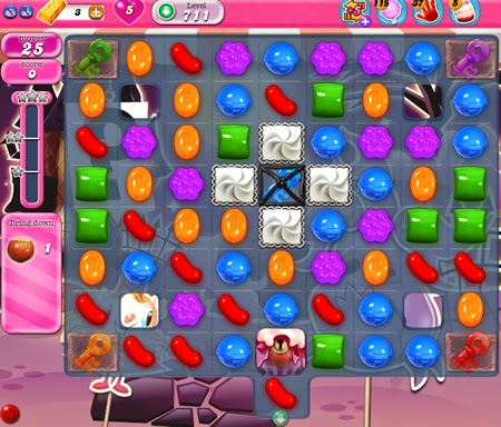 Candy Crush Saga 711
