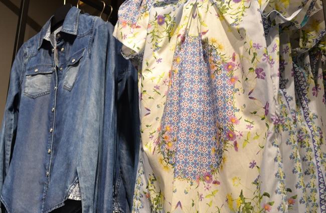Seidensticker Jeans Hemd, Seidensticker Store-Opening in Köln, Seidensticker Shop Breite Straße Köln