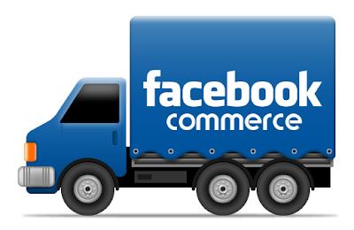 F-Commerce. Comercio electrónico a través de Facebook.