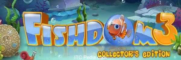 Fishdom 3 v1.0 Collectors Edition Cracked-F4CG