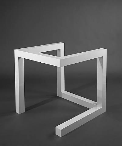 Artes pl sticas escultura abstracta arte minimalista for Sol lewitt art minimal