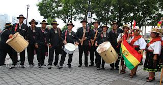 Festival Latinoamericano del Folklore Raices de America