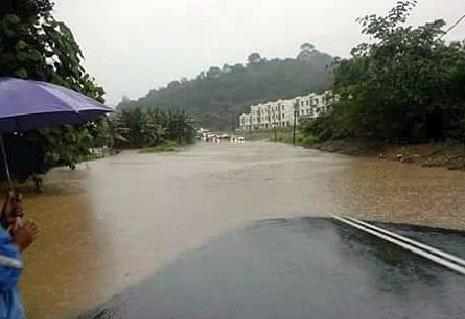 banjir gua musang