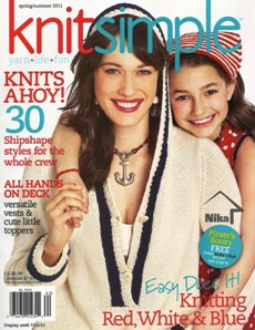 Revista Knit Simple Spring-Summer 2011