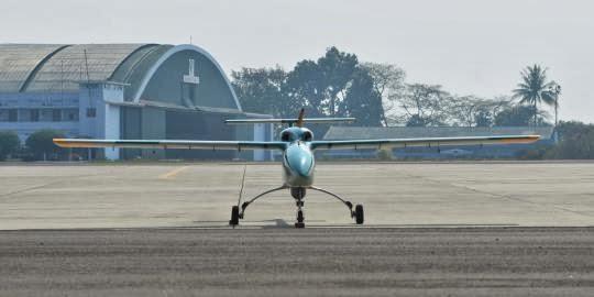 TNI Kebut Persiapan Skadron Pesawat tanpa Awak